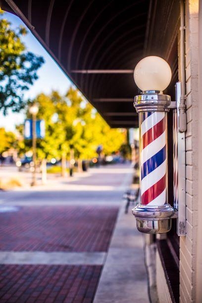 Upscale East Side Barber Shop